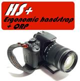 Ergonomic handstrap Canon Nikon Camera